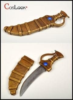 マギ アリババ•サルージャの短剣と鞘小道具