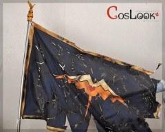 マクロスF サヨナラノツバサ オルレアン 白軍服 旗