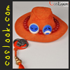 ONE PIECE◆ポートガス・D・エース◆帽子◆小道具