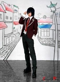 11eyes◆皐月 駆◆男子制服