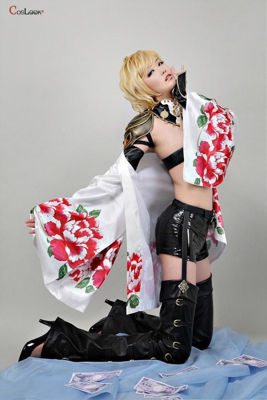 艶漢◆吉原安里◆戦闘服の羽織