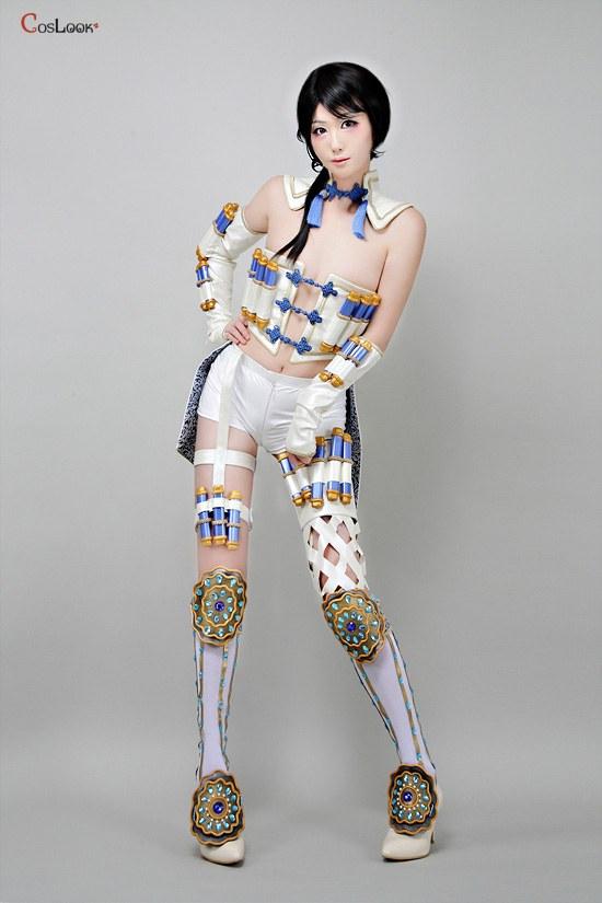 艶漢◆吉原詩郎◆戦闘服コスプレ衣装