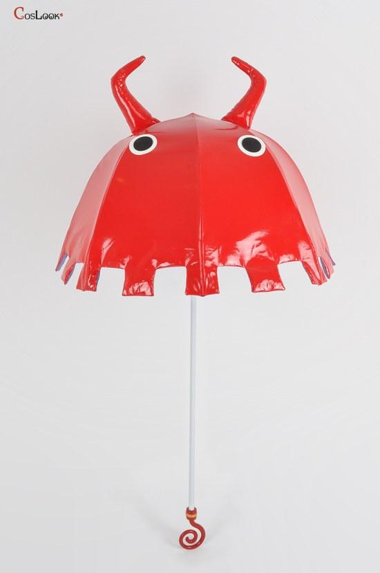 ワンピース ペローナの傘 コスプレ小道具