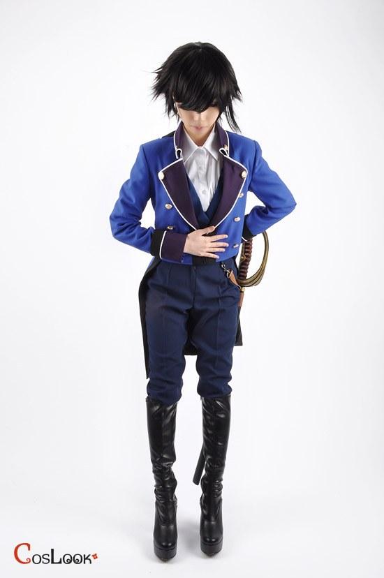 アニメK 青のクラン・セプター4メンバー コスプレ衣装