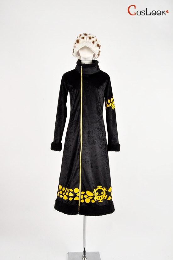 ワンピーストラファルガー・ロー2年後バージョンコスプレ衣装