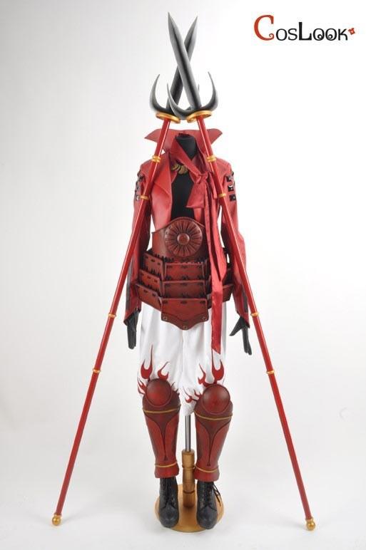 戦国BASARA 真田幸村 コスプレ衣装