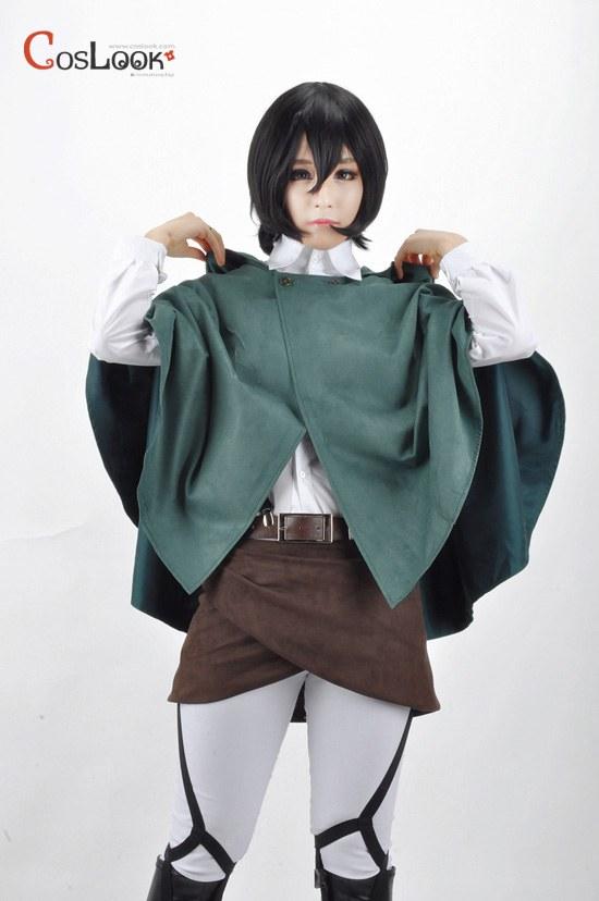 進撃の巨人 コスプレ衣装  B PLAN!!