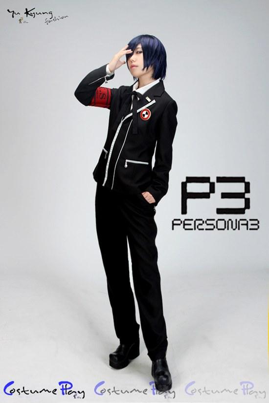 ペルソナ3◆男子制服(オーダーメード注文可能)