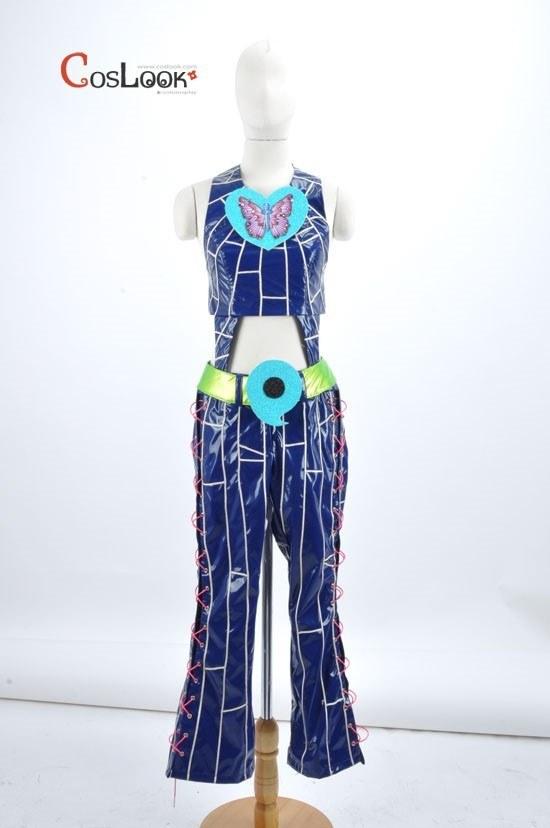 ジョジョの奇妙な冒険 空条徐倫 コスプレ衣装