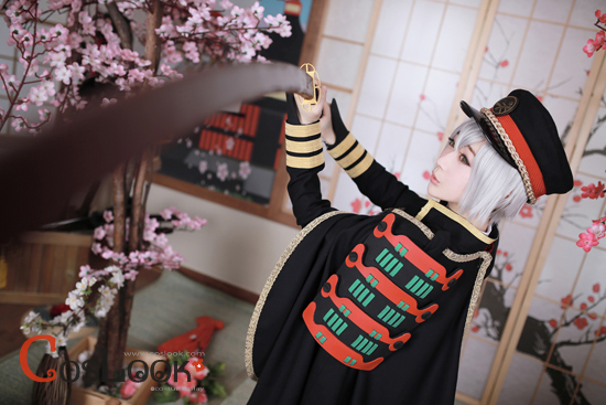 刀剣乱舞「蛍丸」帽子コスプレ小道具