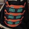 刀剣乱舞「蛍丸」肩アーマー、手の甲鎧コスプレ小道具
