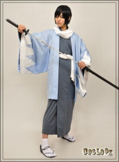 薄桜鬼 斉藤 一 和装 コスプレ衣装