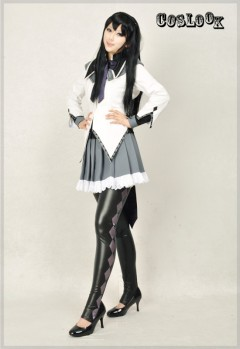 魔法少女まどか☆マギカ 暁美ほむら コスプレ衣装