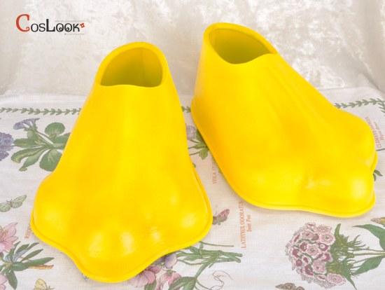 ドナルドダック アヒル靴 コスプレ 靴