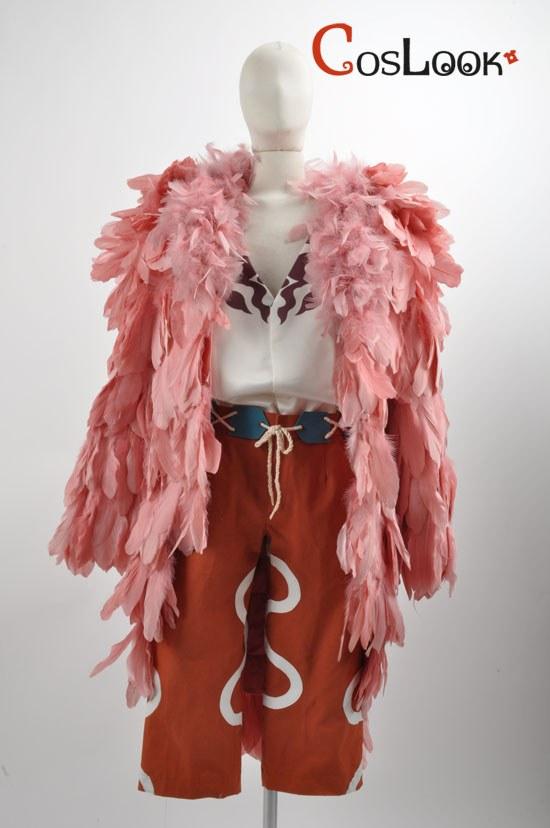ワンピース ドフラミンゴ コスプレ衣装
