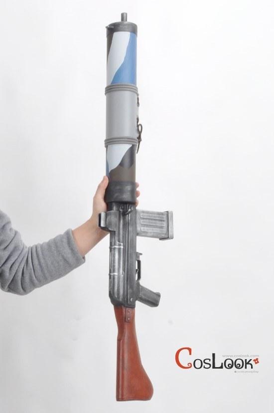 戦場のヴァルキュリア マシンガン マグスM20 コスプレ小道具