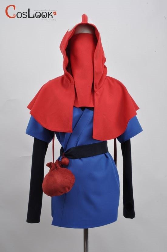 もののけ姫 アシタカ コスプレ衣装
