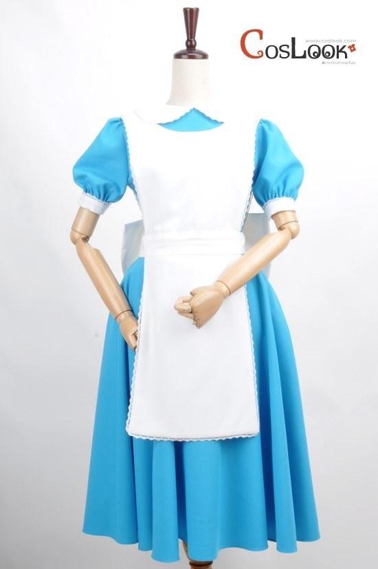 不思議な国のアリス アリス コスプレ衣装