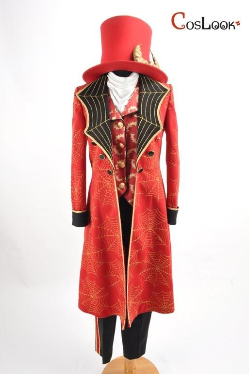 ディズニー風 ハロウィンパレード2007 ミッキー コスプレ衣装