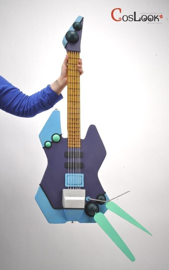 マクロス7 バサラ ギター コスプレ衣装