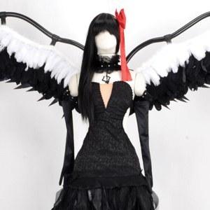 魔法少女まどか☆マギカ 暁美ほむら 悪魔ほむら コスプレ衣装