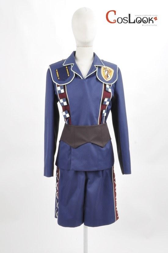 戦場のヴァルキュリア 軍服 オーダーメイドコスプレ衣装