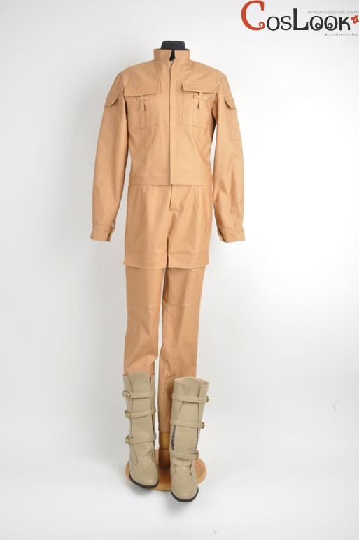 スターウォーズ ルーク・スカイウォーカー 惑星ダゴバ オーダーメイドコスプレ衣装