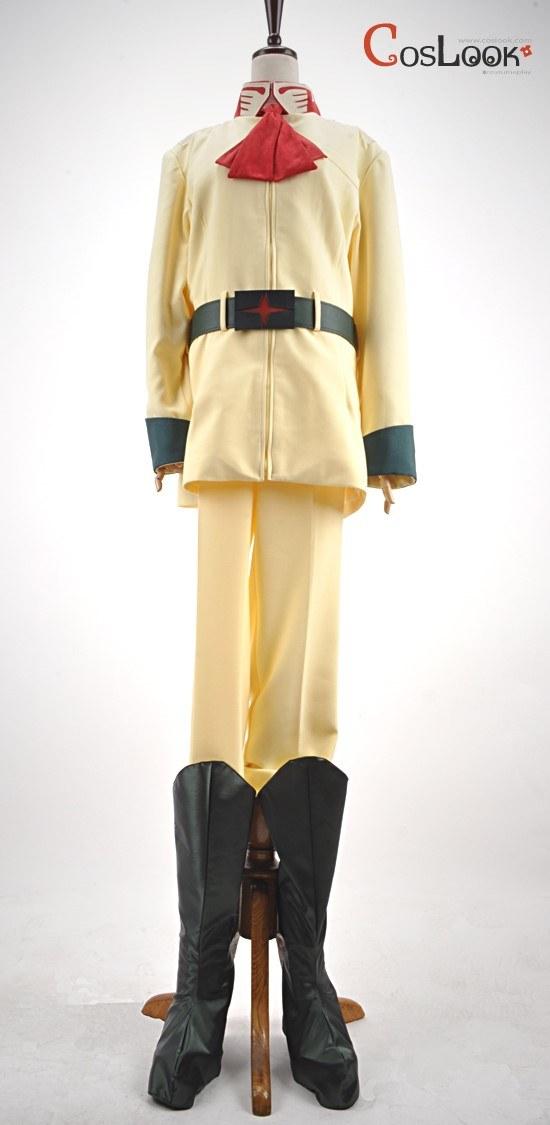 機動戦士ガンダム マ・クベ オーダーメイドコスプレ衣装
