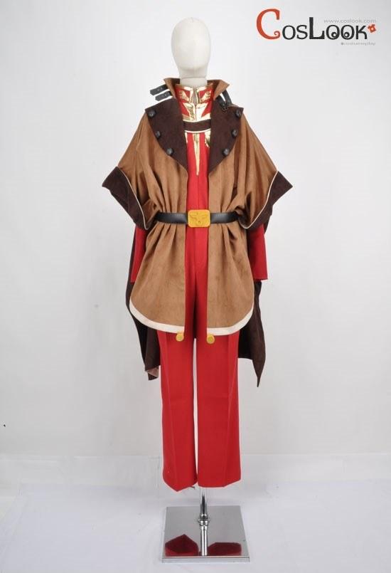 機動戦士ガンダム シーマ・ガラハウ  オーダーメイドコスプレ衣装
