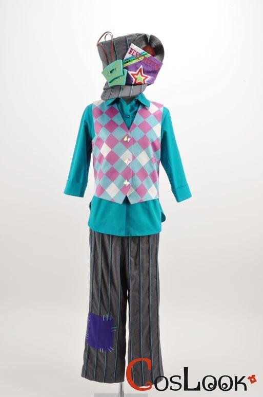 ディズニー風 イースター・イン・ニューヨーク グーフィー オーダーメイドコスプレ衣装