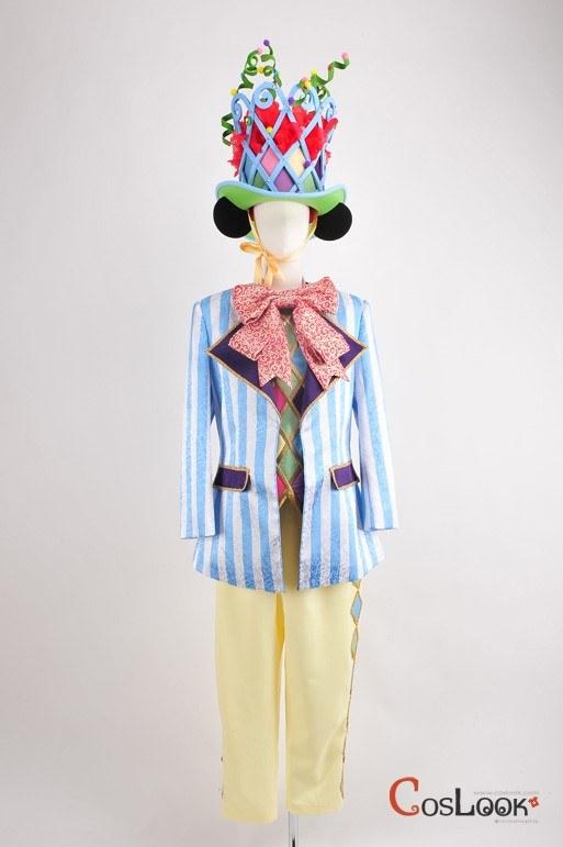 ディズニー風 イースターワンダーランド ミッキーマウス オーダーメイドコスプレ衣装