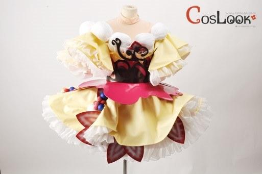 ディズニー風 テーブルイズウェイティング クレープ ダンサー オーダーメイドコスプレ衣装