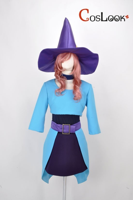 バブルウィッチ風 ステラ オーダーメイドコスプレ衣装