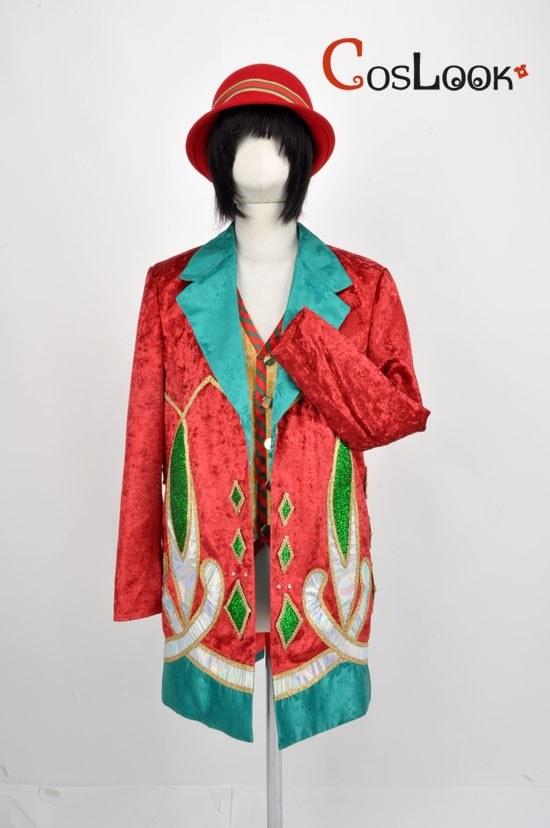 ディズニー風 サンタヴィレッジ キャロルダンサー オーダーメイドコスプレ衣装