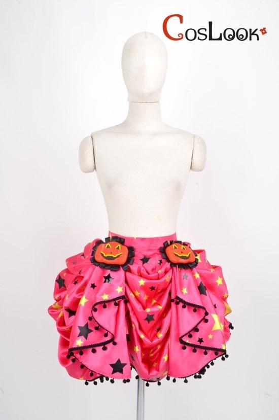 ディズニー風 ハッピーハロウィン コーラスガール オーダーメイドコスプレ衣装