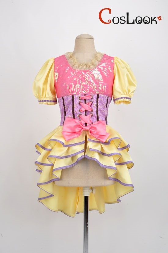 ディズニー風 ファッショナブルイースター デイジー オーダーメイドコスプレ衣装