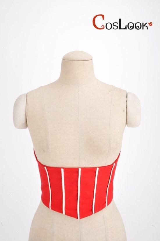 メリーポピンズ コルセット オーダーメイドコスプレ衣装