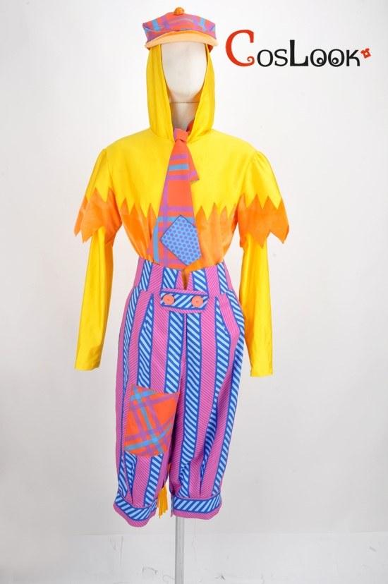 ディズニー風 ハピネス・イズ・ヒア 猫ダンサー オーダーメイドコスプレ衣装