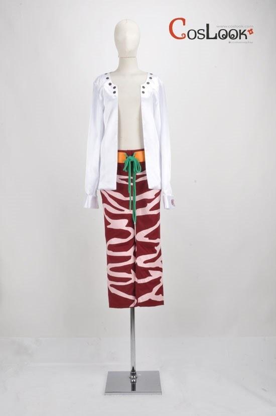 ワンピース ドフラミンゴ ドレスローザ編 オーダーメイドコスプレ衣装