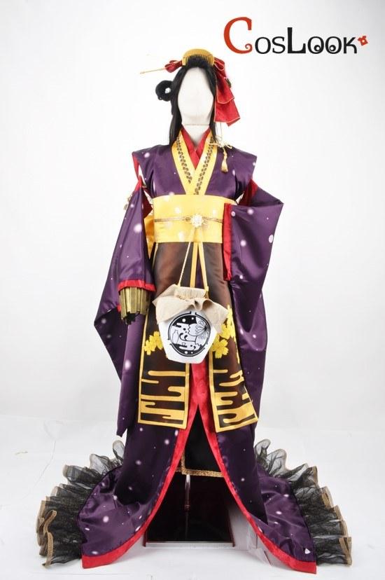 刀剣乱舞 次郎太刀 オーダーメイドコスプレ衣装