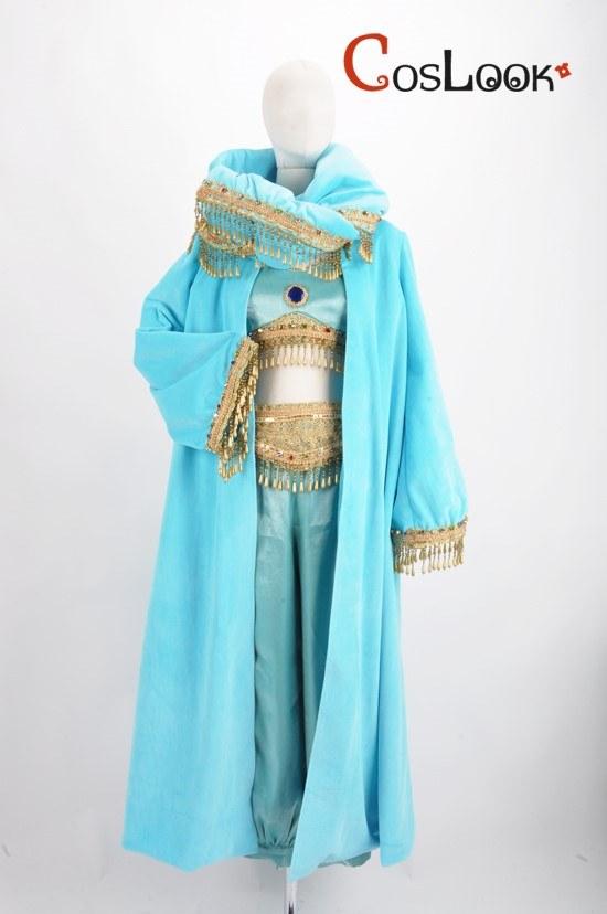 アラジン ジャスミン オーダーメイドコスプレ衣装