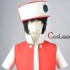 ポケットモンスター赤・緑 レッド コスプレ衣装
