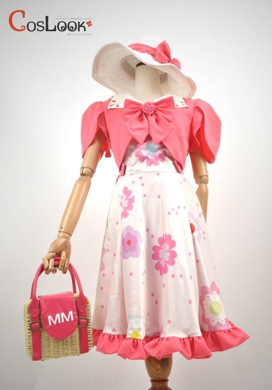ディズニー風 スプリングヴォヤッジ2014 ミニーマウス オーダーメイドコスプレ衣装