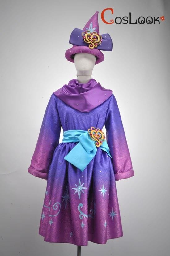 東京ディズニーシー風 10周年 ビー・マジカル ミニーマウス オーダーメイドコスプレ衣装