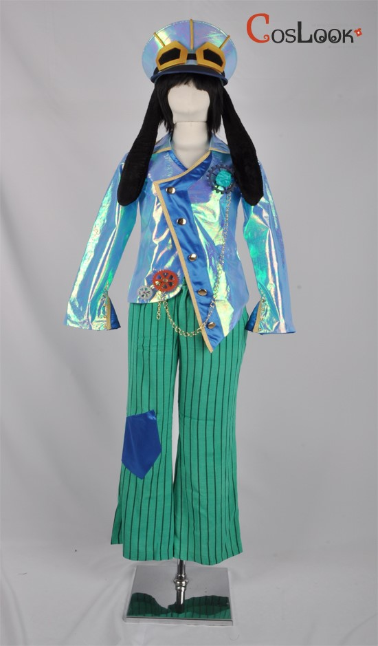 ディズニー風 15周年 ザ・イヤー・オブ・ウィッシュ  グーフィー オーダーメイドコスプレ衣装