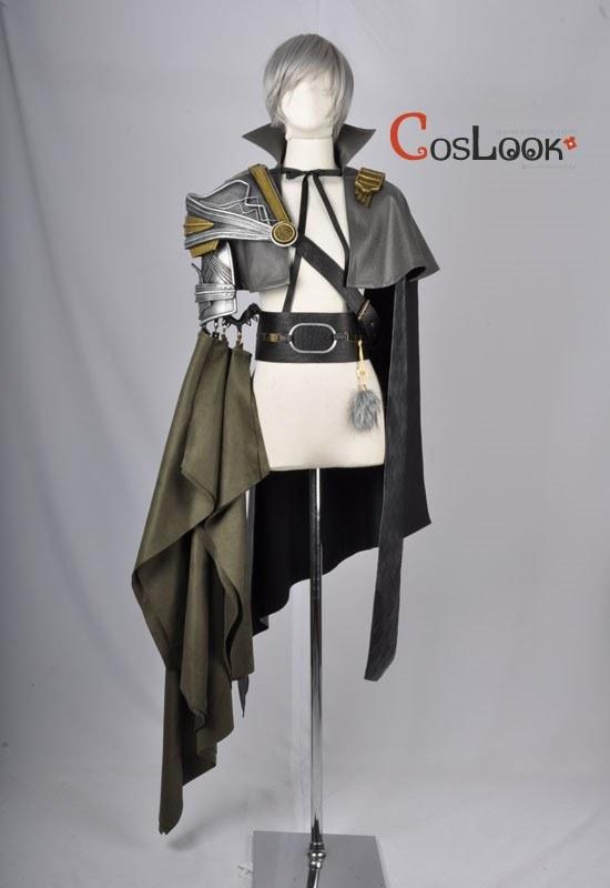 ファイナルファンタジー15 レギス・ルシス・チェラム オーダーメイドコスプレ衣