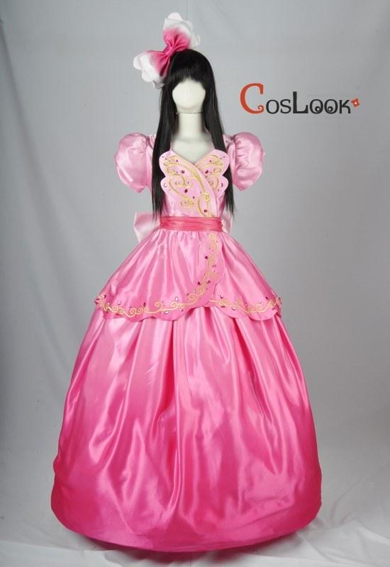 ディズニー風 バレンタインナイト2016 ミニーマウス オーダーメイドコスプレ衣装