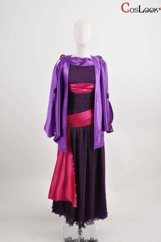ディズニー風 ヘラクレス メガラ オーダーメイドコスプレ衣装