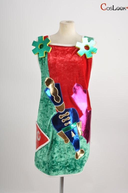 ディズニー風 サンタヴィレッジ チップとデール オーダーメイドコスプレ衣装