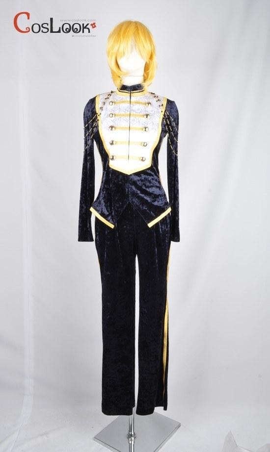 ユーリ!!! ON ICE ヴィクトル・ニキロフォル ティザーイラスト オーダーメイドコスプレ衣装